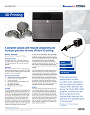 3D Systems Success Story