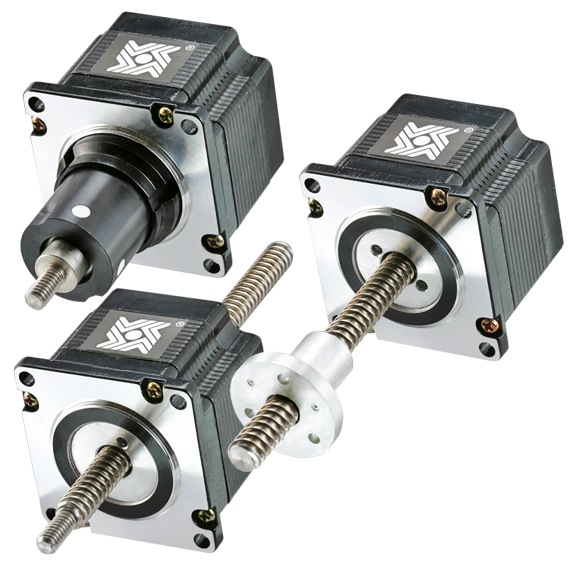 Size 23 Stepper Motor Linear Actuator