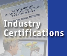 Haydon Kerk Pittman Industry Certifications