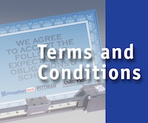 Haydon Kerk Pittman Terms & Conditions
