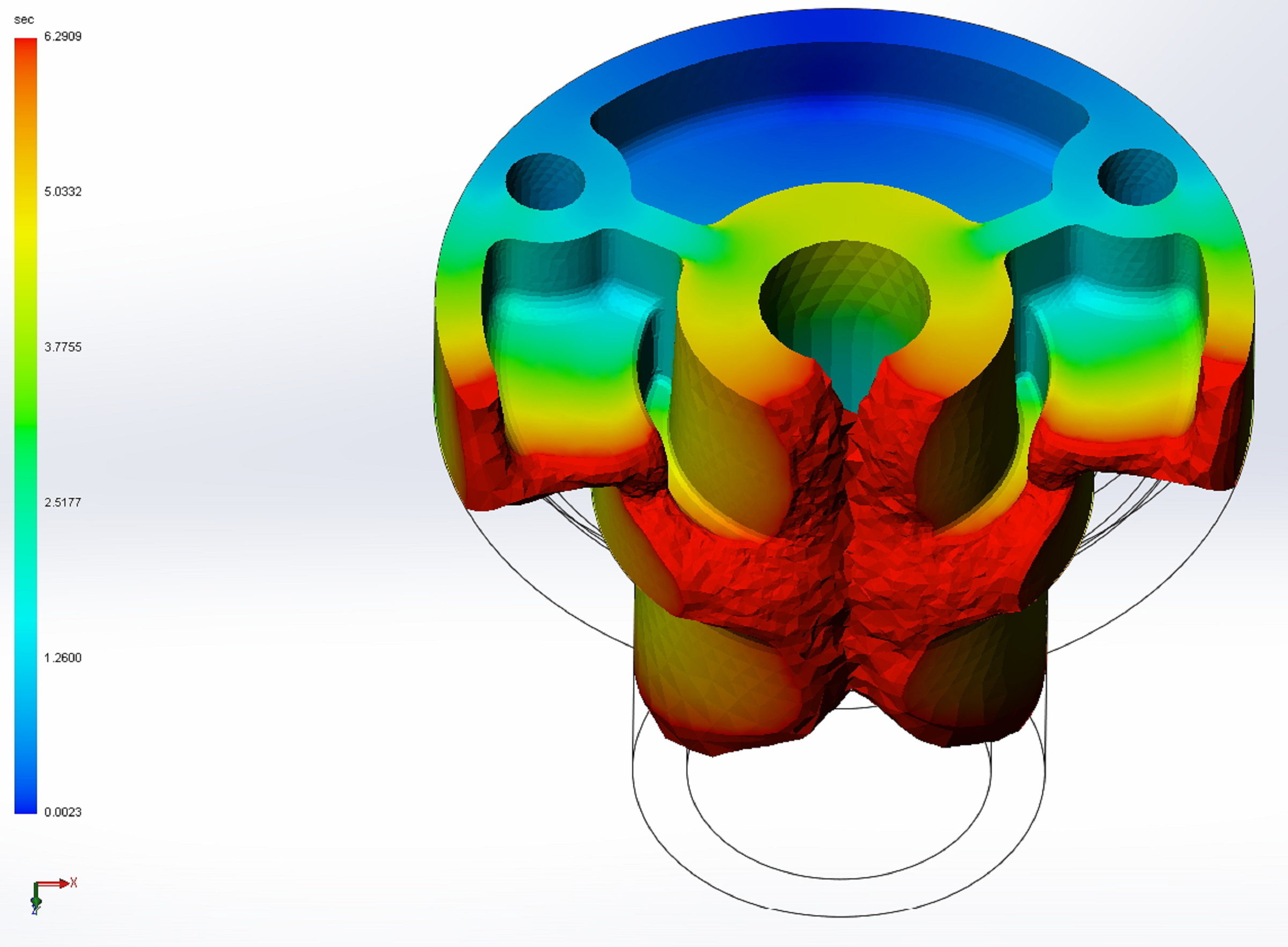 Haydon Kerk Mold Flow Analysis Software