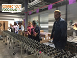 CT Food Bank Volunteer Day