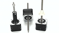 Comparing External, Non-Captive and Captive Linear Actuators