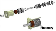 Pittman Gearboxes Used In DC Motors